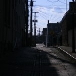 I love alleys, and Hampden has a ton of them.